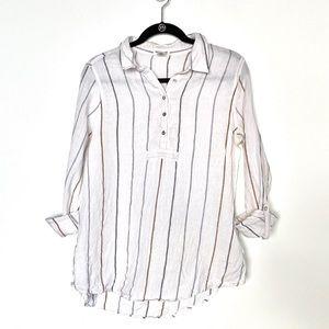 Artisan NY 100% Linen Tunic